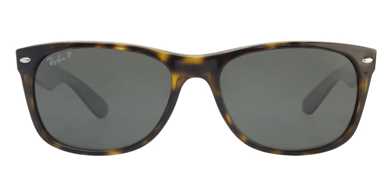 top design hot sale 100% authentic RAY BAN NEW WAYFARER POLARIZED OUTSIDERS RB 2132 90258 ...