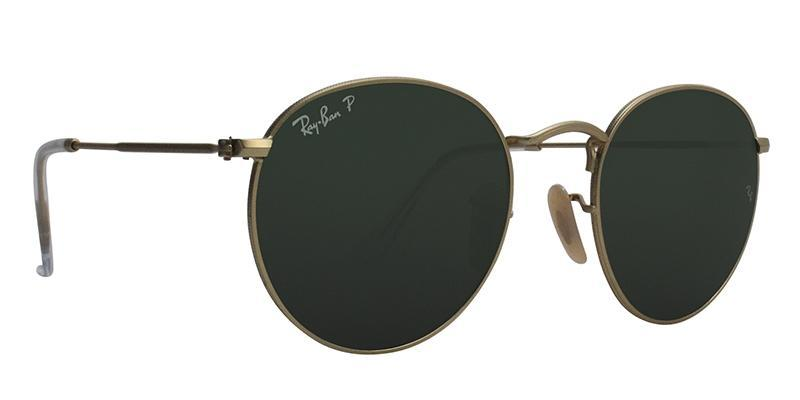 Ray-Ban Iconic Round Sunglasses