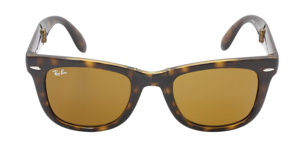RAY BAN WAYFARER SUNGLASSES RB 4105
