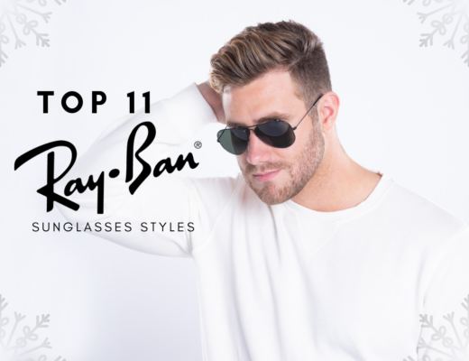 Top 11 Ray-Ban Aviators: Holiday Gift Ideas