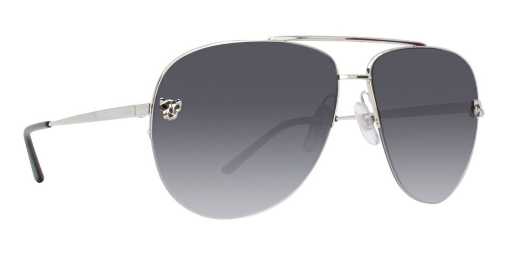 cartier panthere pilot sunglasses for men