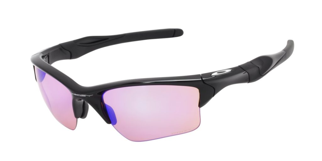 Oakley Half Jacket 2.0 sunglasses for women who cycle