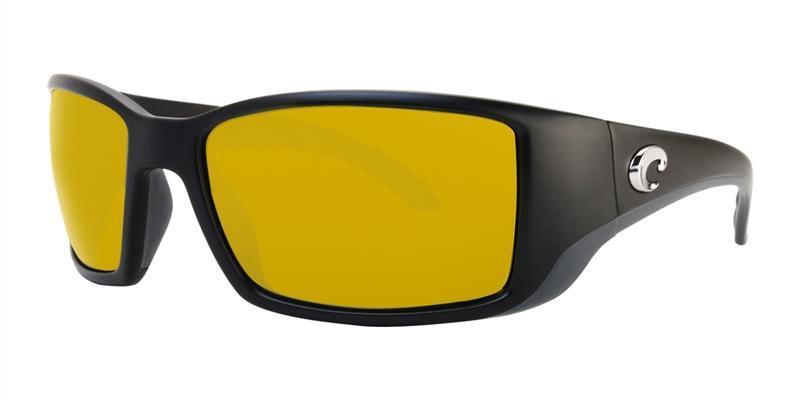 c26e21551e8d Recommended Fishing Sunglasses Costa Del Mar Blackfin Black Yellow Lens