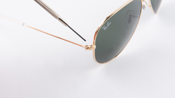 How To Replace Lenses on Ray-Ban RB3025 Aviator Sunglasses
