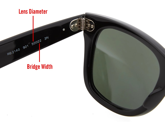 How to Replace Ray-Ban Wayfarer RB2140 Lenses