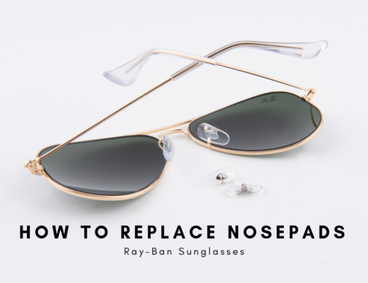 How to Replace Screw-in Nose Pads