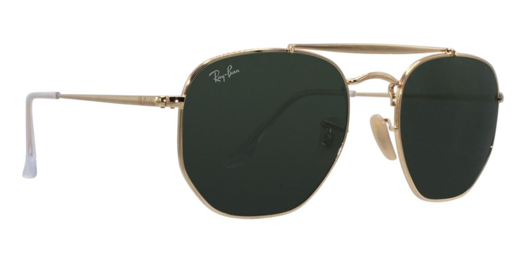 Ray-Ban RB3648 aviator sunglasses