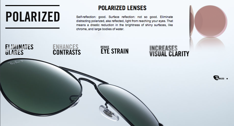 The 5 Types Of Ray Ban Sunglass Lenses Sunglasses And Style Blog