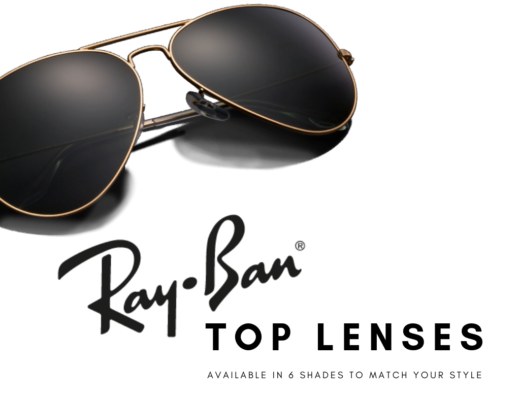 Ray-Ban different lens types