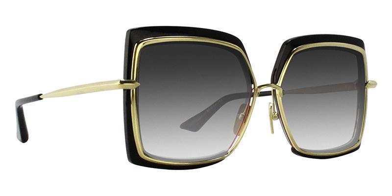 8063f83e6d3 The Dita Narcissus Sunglasses feature a combination titanium acetate frame  and custom titanium nose pads. Additionally