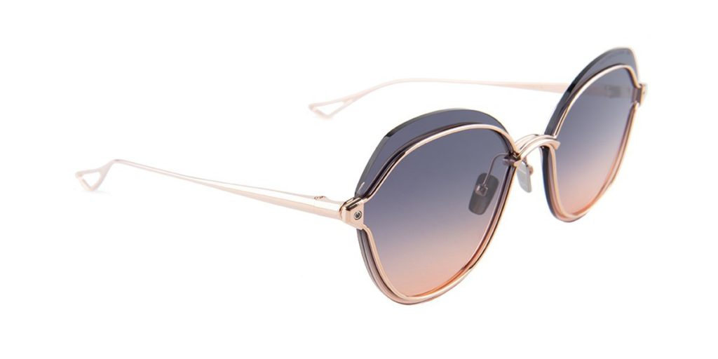 2d42025b1ec The Nightbird-Series dual-frame construction gently cradles the lens  between thin titanium wire