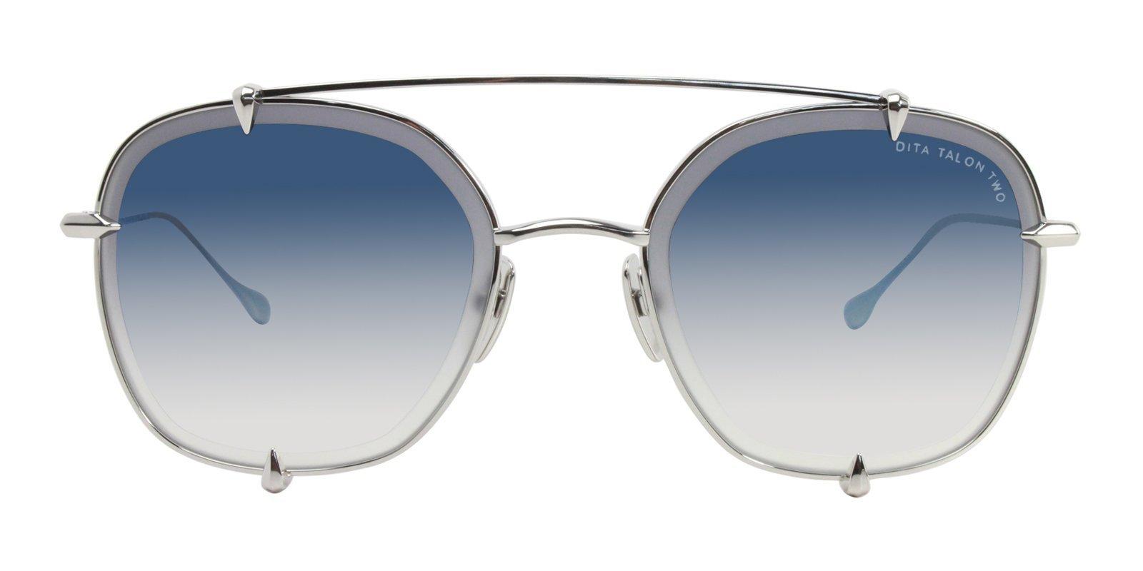d700f61c16e dita-sunglasses-dita-talon-two-silver-blue-designer-eyes-814981024074