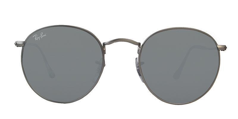 round frame ray-bans