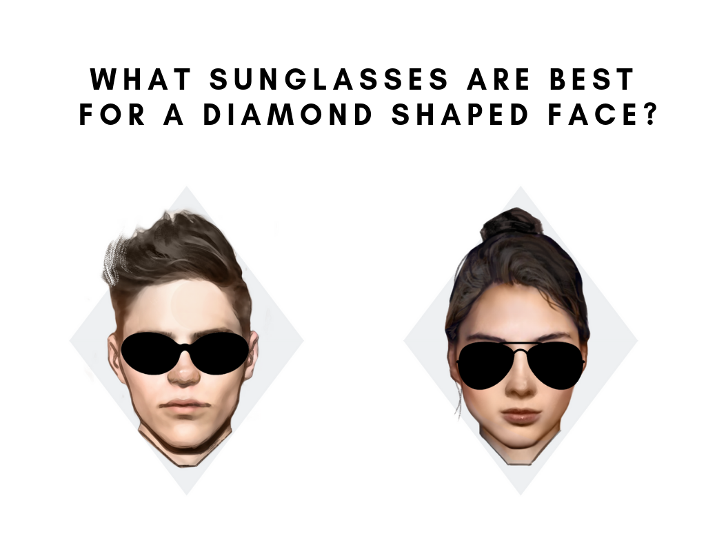 How To Pick Sunglasses For Your Face Shape Small Oval Frames