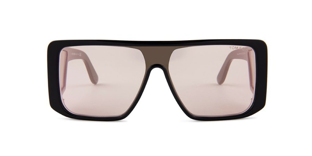 Tom Ford atticus shield sunglases
