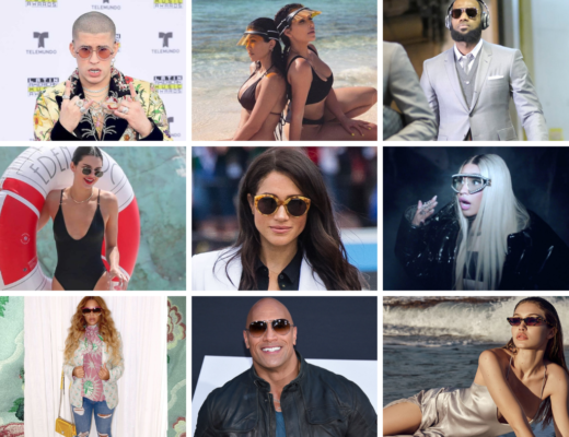 Best Sunglasses Celebrities Wore in 2018