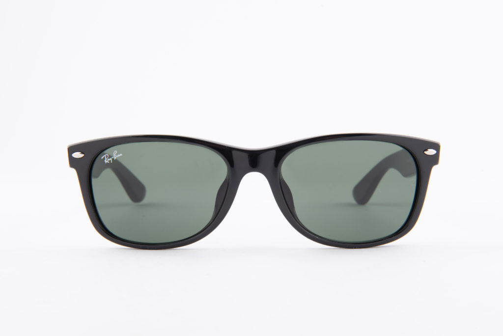 c7f73aa9e63 classic ray ban. The lens is just that