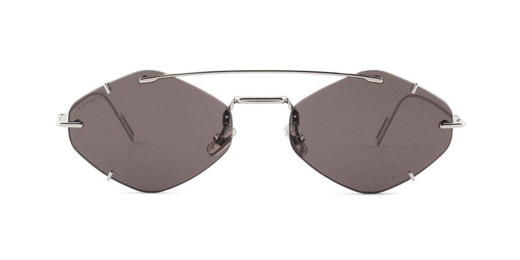 J. Balvin Dior Homme sunglasses style