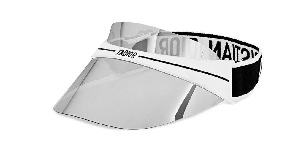 J. Balvin Dior Visor sunglasses style