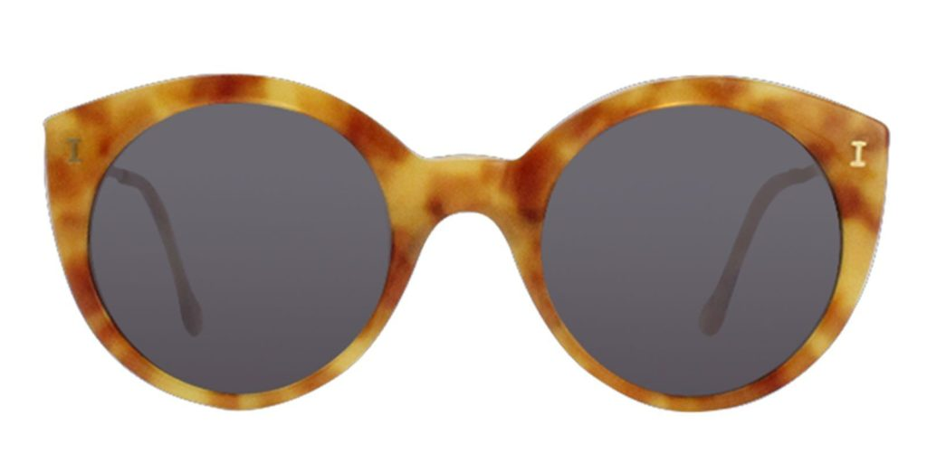 e0ac333a42 The rounded lenses make this frame more modern and contemporary.  5 The  Rock Wearing Dita Flight-Seven Sunglasses