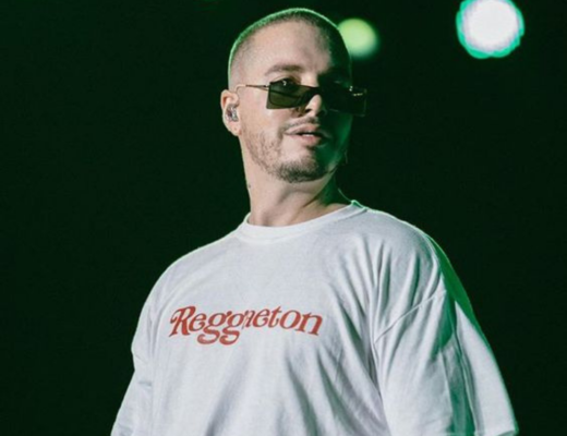 J Balvin Chanel sunglasses