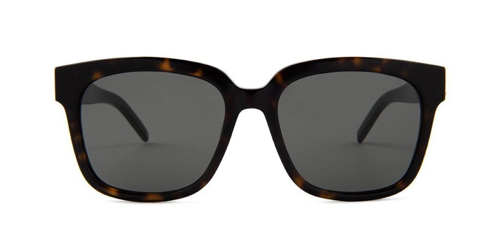 f34cf8f7fdc Saint Laurent oversized sunglasses
