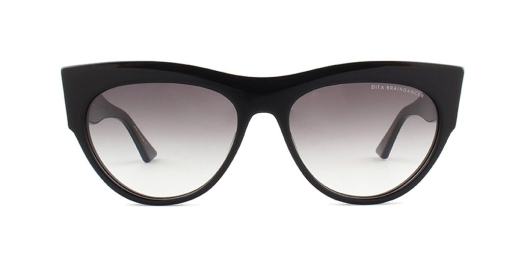 DITA Braindancer Black/Gray Sunglasses