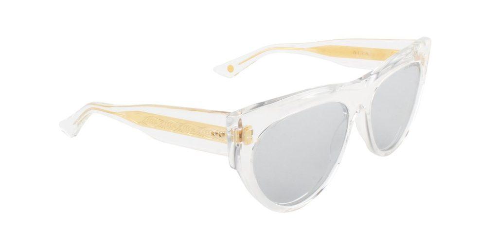 DITA Braindancer Clear/Gray Sunglasses