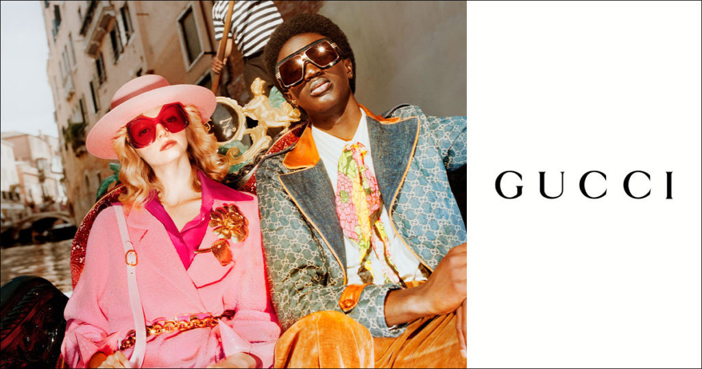 Gucci Summer Collection Full